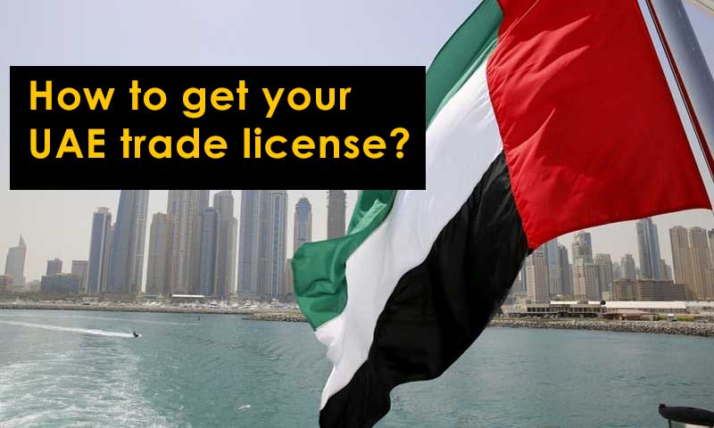How to get your UAE trade license